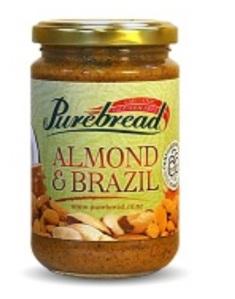 Almond Brazil Butter