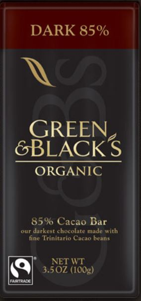 Green and Black 85%