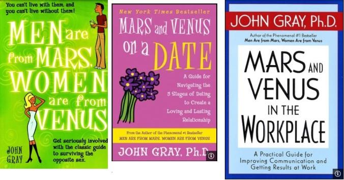 Mars Venus series